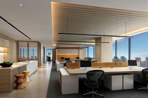 佛山办公室软装设计五大法则 档次瞬间提升