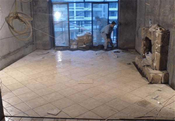 客厅斜铺砖效果图_装修不增项绝招