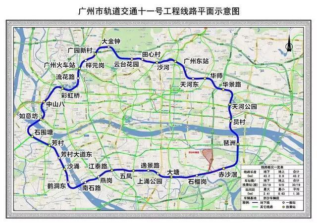 地铁11号线二期路线图曝光!石景山丰台还有这么多站!_腾讯网