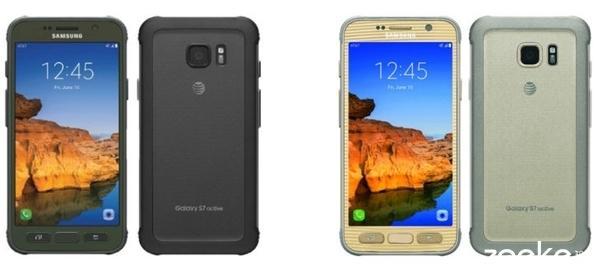 三星Galaxy S7Active参数 三星Galaxy S7Active功能介绍_手机世界