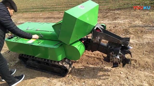 新式旋耕机