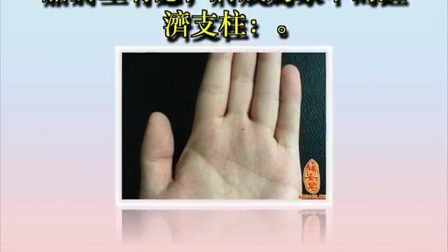 女人左手掌心痣图解 财运情况如何-十二星座网