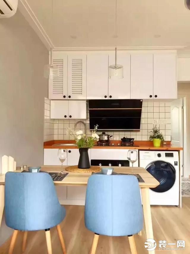 开放式厨房好吗?设计师收藏的10套开放式厨房装修,强烈推荐