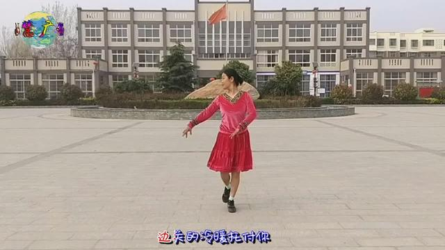 杨丽萍广场舞服装套装