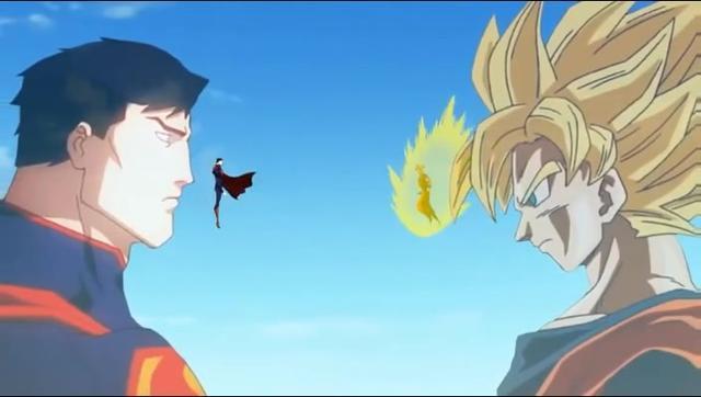 超人与PK孙悟空,哪个更强?
