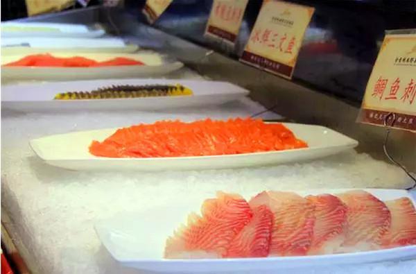 西安最高端的海鲜自助餐厅,如今也打亲民牌