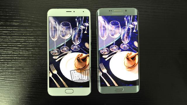 双曲面屏真帅!Galaxy S6/S6 Edge海量图赏