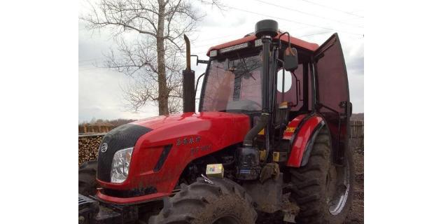 东风404与东风454拖拉机功能的区别和性能的优越:使用农具有...
