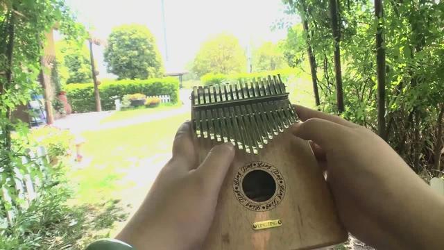 卡林巴琴简谱17