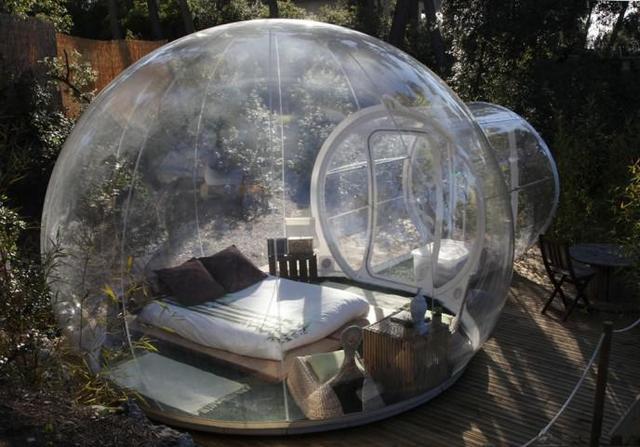小型透明充气帐篷价格
