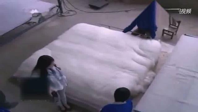 弹花机缠花技术视频