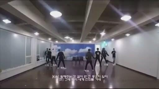 EXO《偏心》现场版, 你们确定是有在认真表演吗? 好欢乐的看完了