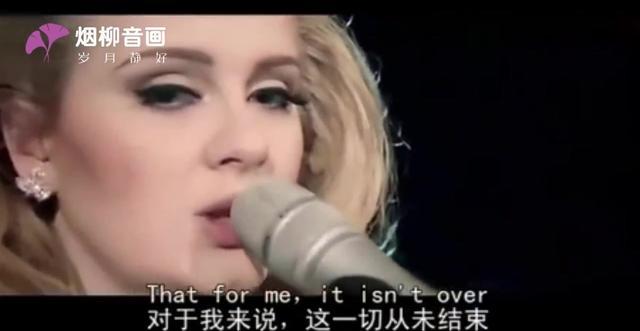 欧美最爱的女歌手,阿黛尔-演唱会高清现场版让我无法自拔