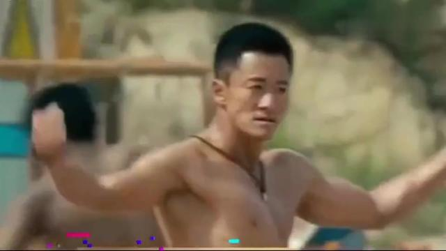 吴京在综艺里说庄小龙