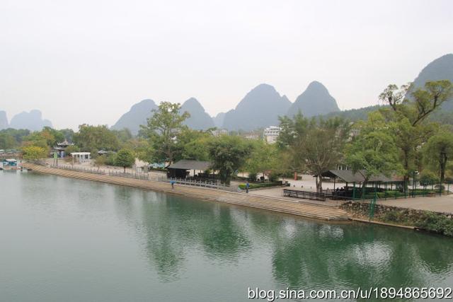 桂林之旅(14)大榕树景区
