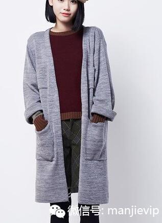 推荐几款中长款毛衣,非常适合秋冬季穿,美丽时尚又保暖_腾讯网