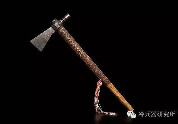 【装备】印第安战斧,美国鹰隼精神的象征_手机搜狐网