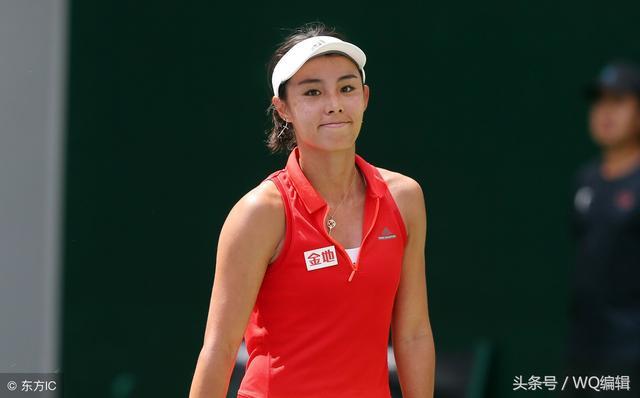 中国网球女运动员