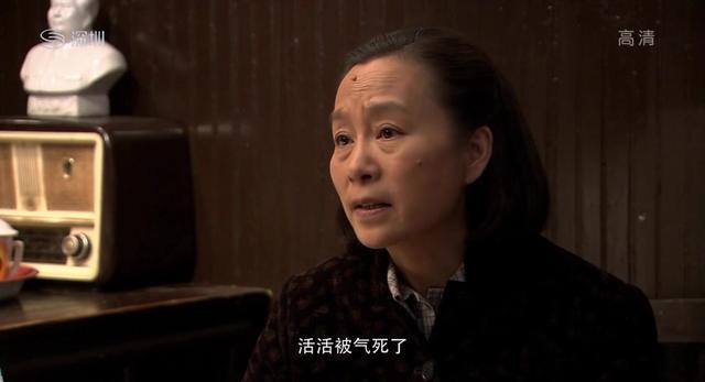 安娜妈妈给她讲述新社会的好处:做旧社会的有钱人是非常痛苦的!