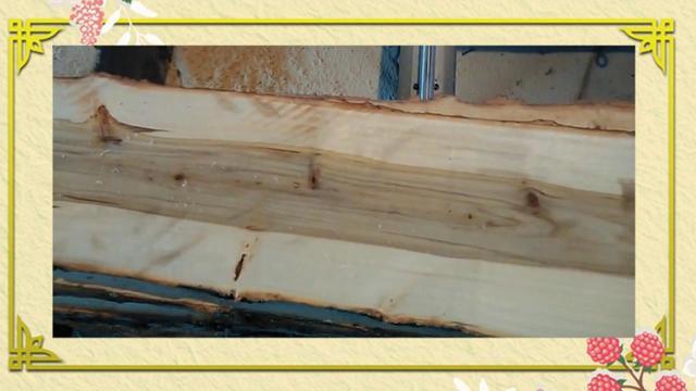 小型圆木简易推台锯视频