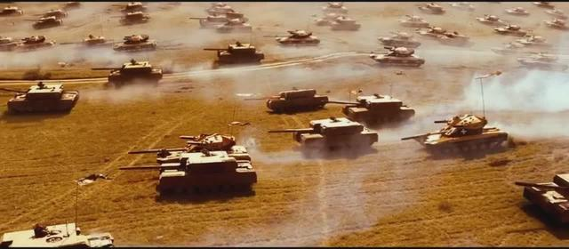 """揭秘   最强""""百夫长""""坦克:扛完核弹还能打仗!_手机搜狐网"""