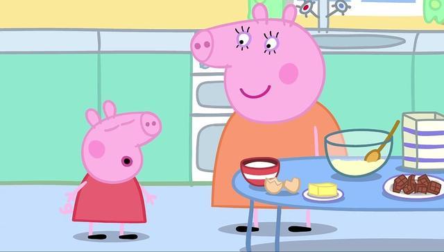 小猪佩奇乔治可爱头像