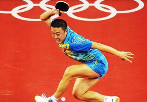 怎样正确姿势打好乒乓球_健身运动_三联