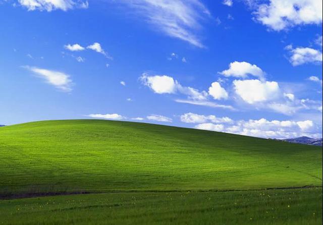 还记得Windows XP经典桌面吗?照片的价格位列单张照片价格的第二位