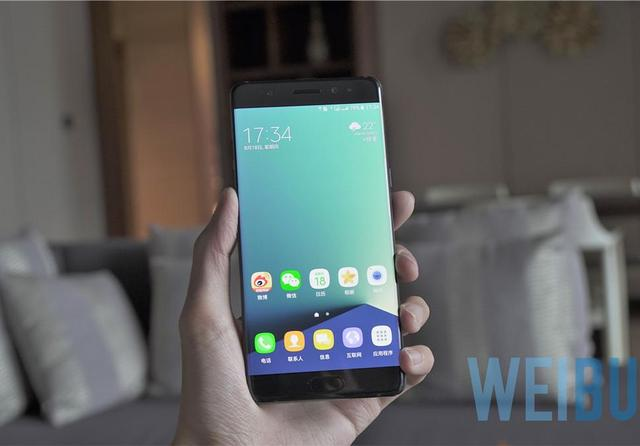 终于等到你!三星Galaxy Note7 快速上手体验