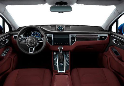 最帅的四门轿跑!全新保时捷Panamera外观动感内饰奢华 够给力