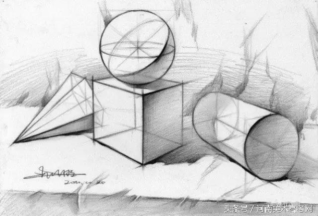 素描石膏几何体教程 - 播单 - 优酷视频