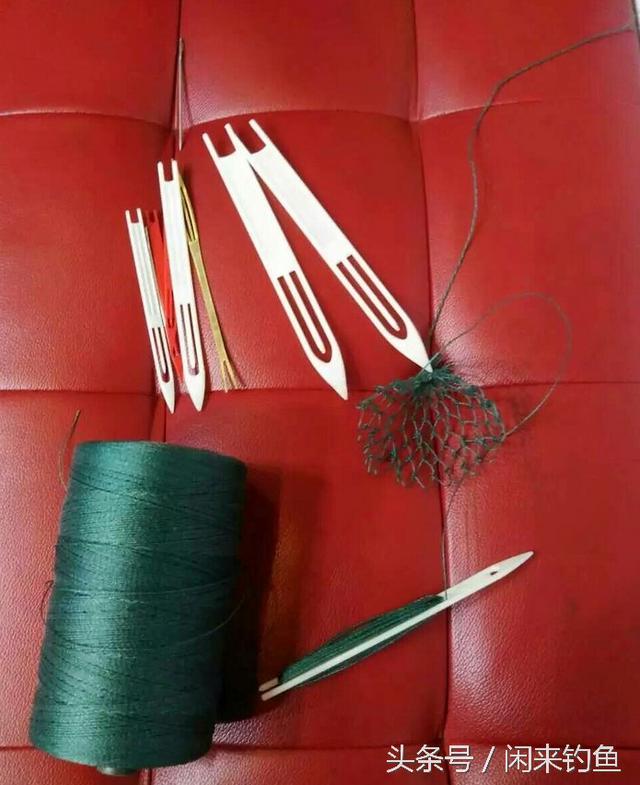 渔具DIY--拉链鱼护的制作过程_钓鱼人必看