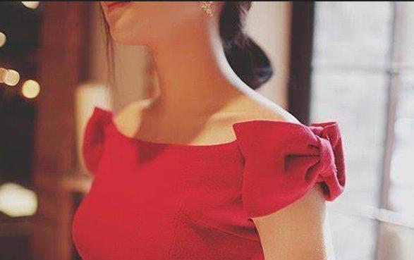 美国女星脖子太长引调侃,长脖显气质
