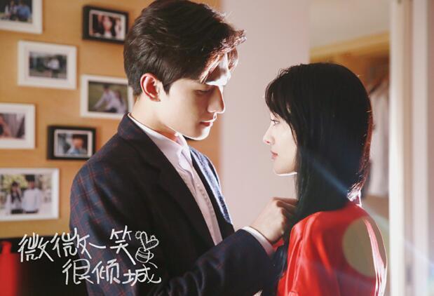 杨洋郑爽婚纱照拍摄超甜 微微一笑很倾城2什么时候开拍_尚之潮