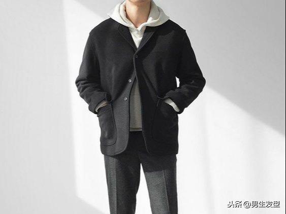 男士冬季服装全身搭配