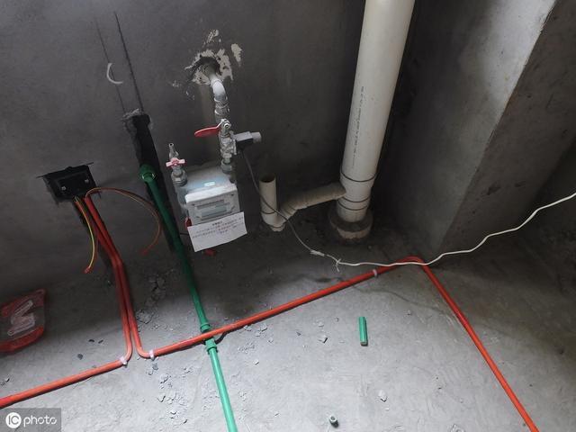家庭水电安装图纸