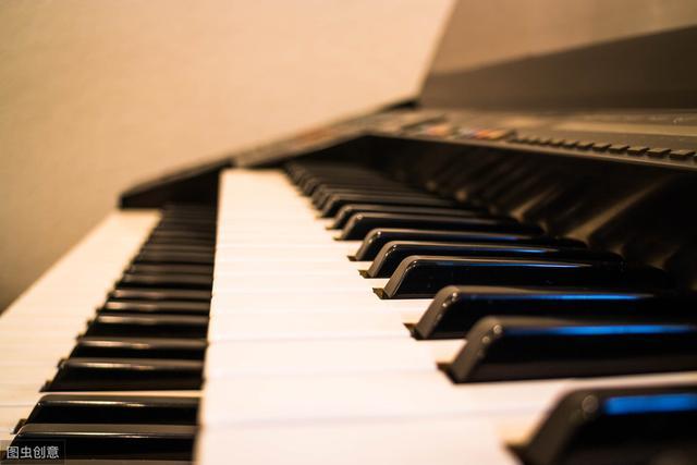 电子琴指法标记图文详解-电子琴指法 - 乐器学习网