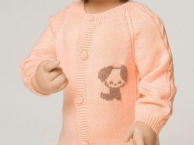 牛连体衣编织
