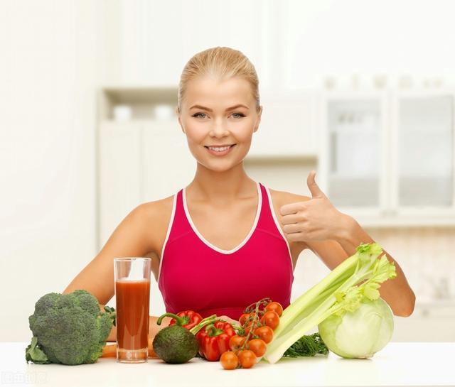 減肥的人,牢記「1357」數字原則,2個月讓你的體脂率下降5%