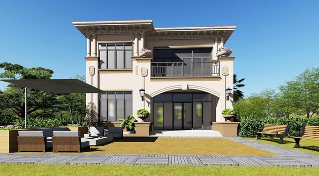 建房子设计图农村3层