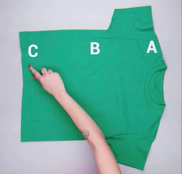 叠衣收纳小妙招:学习这3步,秒叠各种衣服,衣柜能塞以前两倍