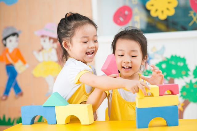 幼儿园各种游戏合集