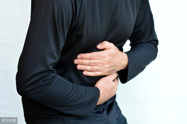 肝区胆囊区疼痛位置图