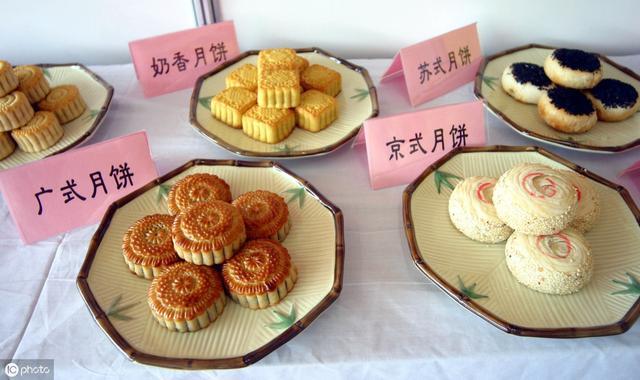 五仁月饼和什锦月饼是同一种月饼吗?五仁月饼 – 手机爱问