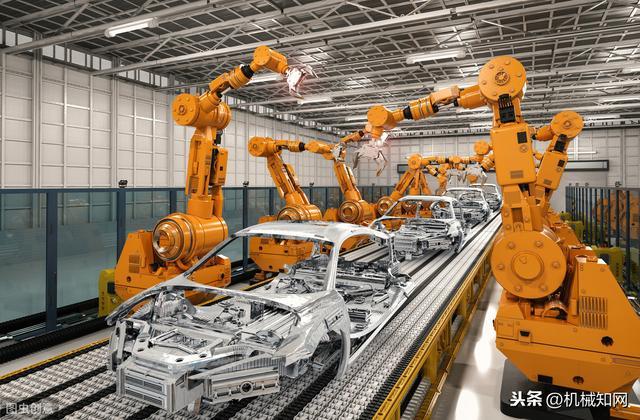 六轴工业机器人工作原理解析
