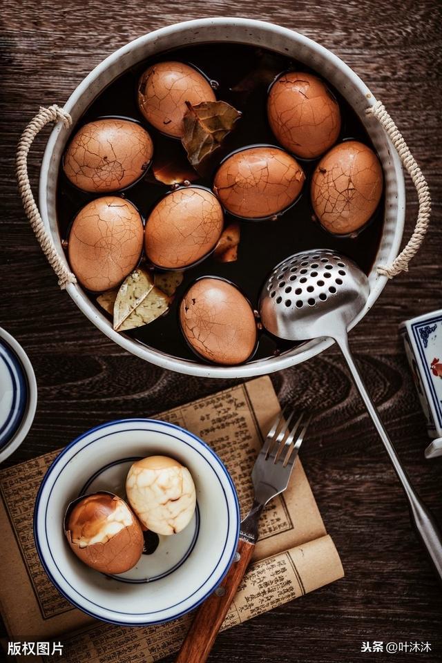 夏日早晨想吃茶叶蛋?不用去超市买啦!教你一招,保证吃起来入味