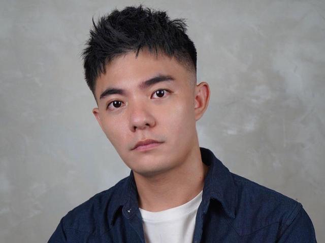 刘海发型男