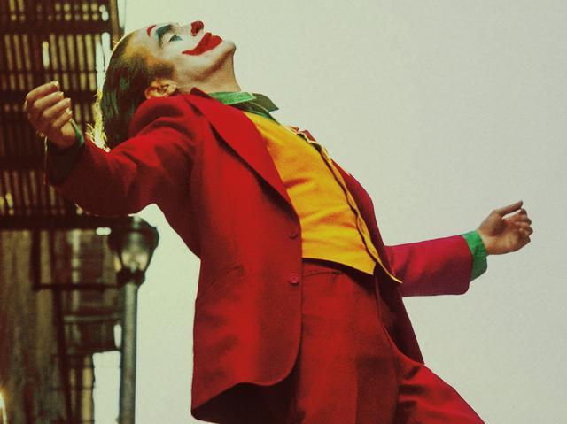 小丑图片恐怖手机壁纸