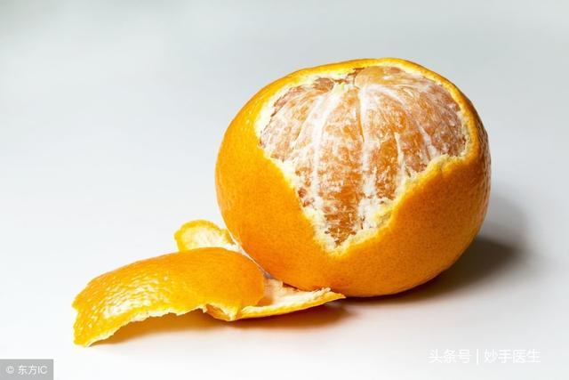 桔子的功效与作用 吃桔子有哪些禁忌