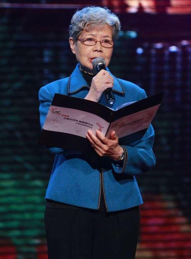 中国    位电视播音员沈力辞世,享年87岁,生前被病魔折磨了5年